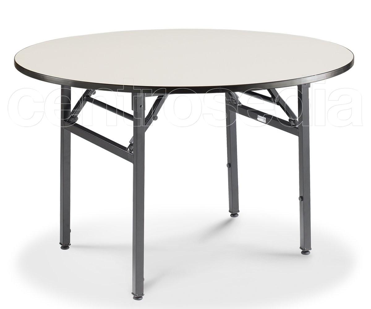 Tavoli Pieghevoli Plastica Per Catering.Usa Tavolo Pieghevole Rotondo Tavoli Pieghevoli O Richiudibili
