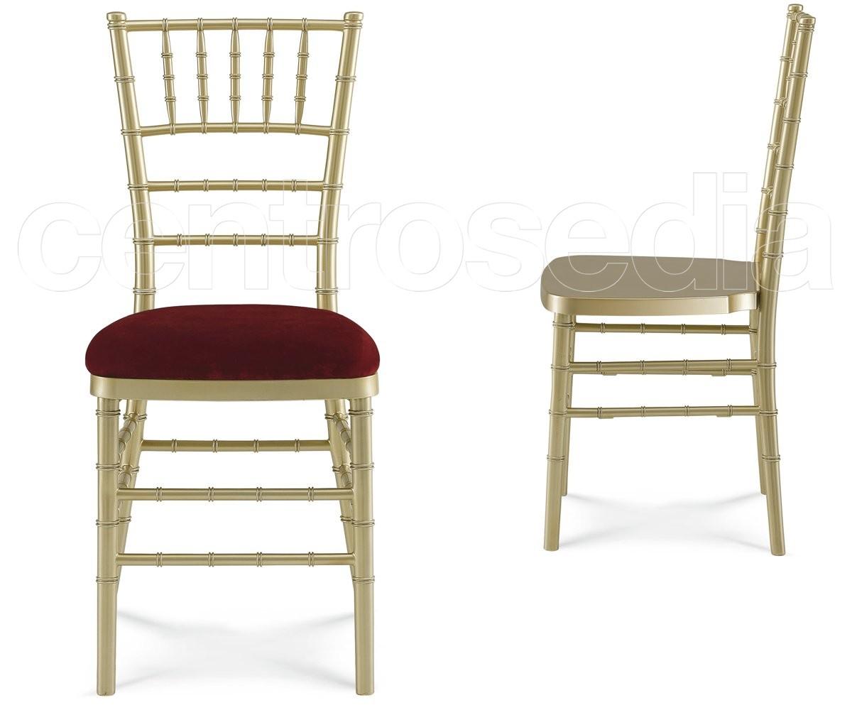 Chiavarina sedia catering oro sedie catering centrosedia - Chiavarina sedia ...