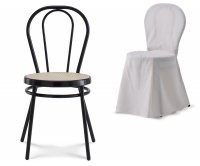 Thonet Sedia Impilabile Catering